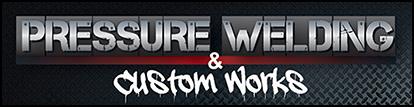 Pressure Welding and Custom Works Mackay QLD