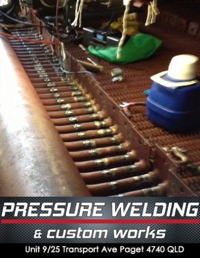 pressure-welding-sugar-mill-boiler-repairs-tig-welding-mackay-sugar-qld